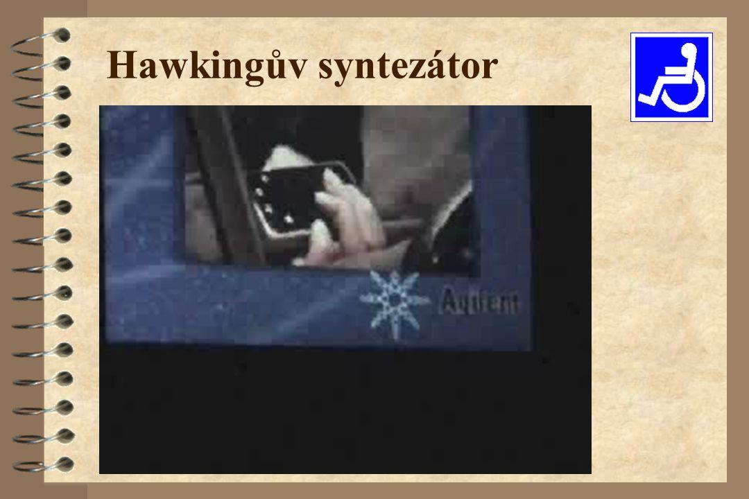 Hawkingův syntezátor
