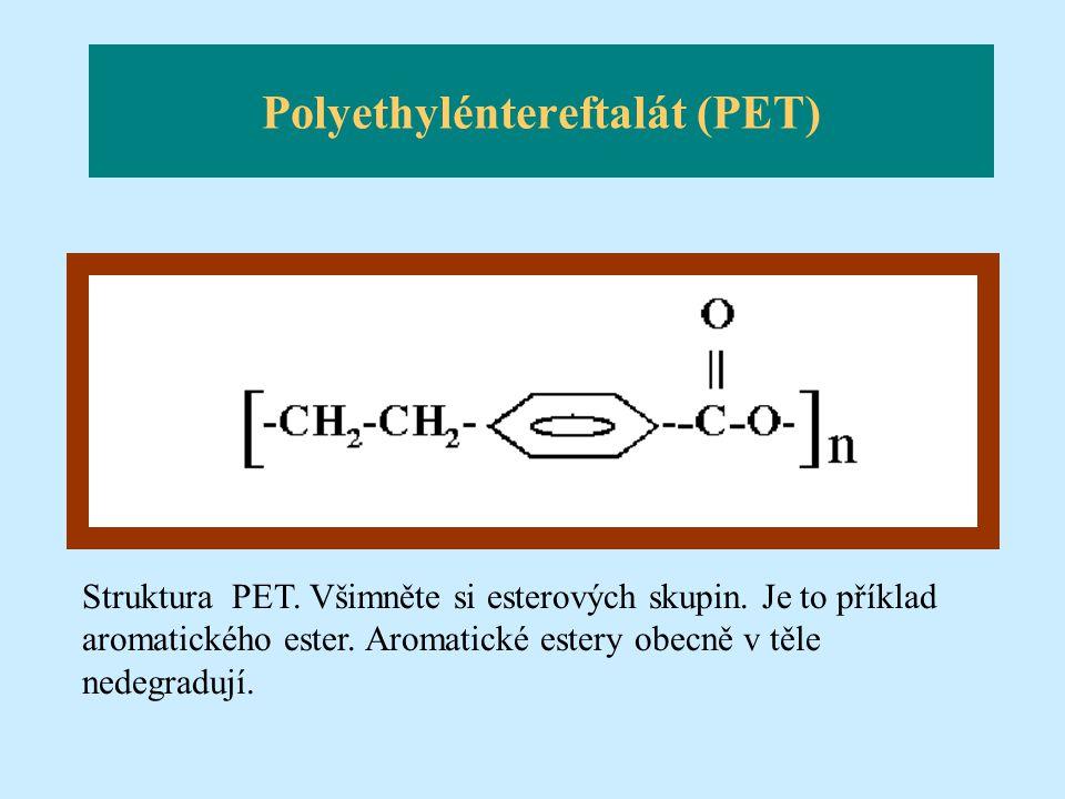Polyethyléntereftalát (PET)
