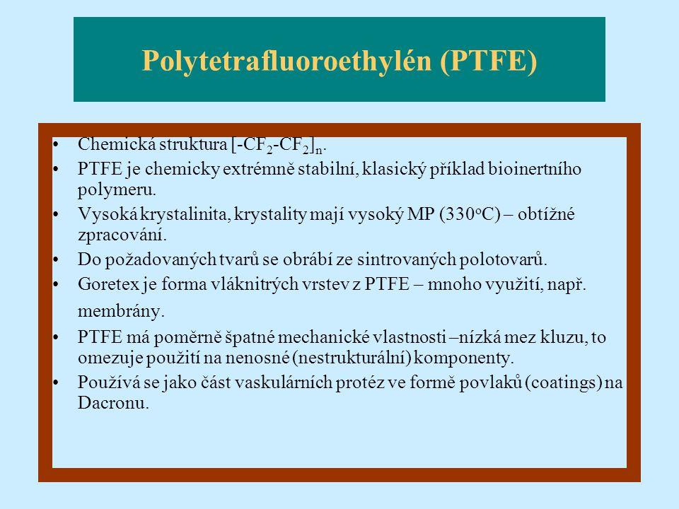 Polytetrafluoroethylén (PTFE)