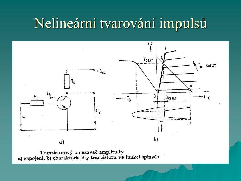 Nelineární tvarování impulsů
