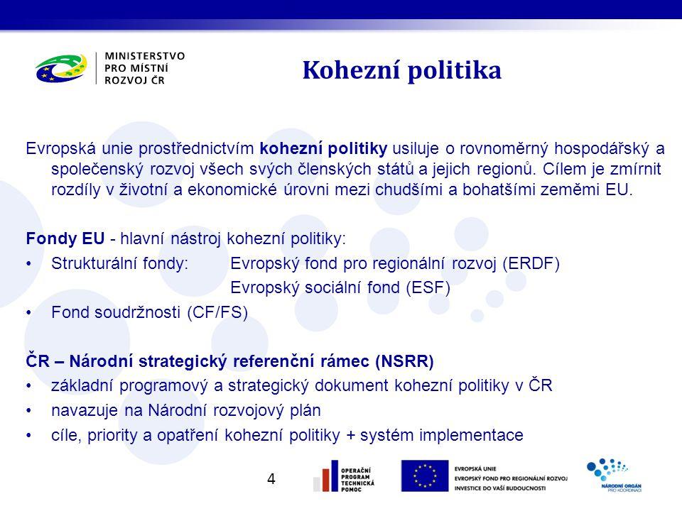 Kohezní politika