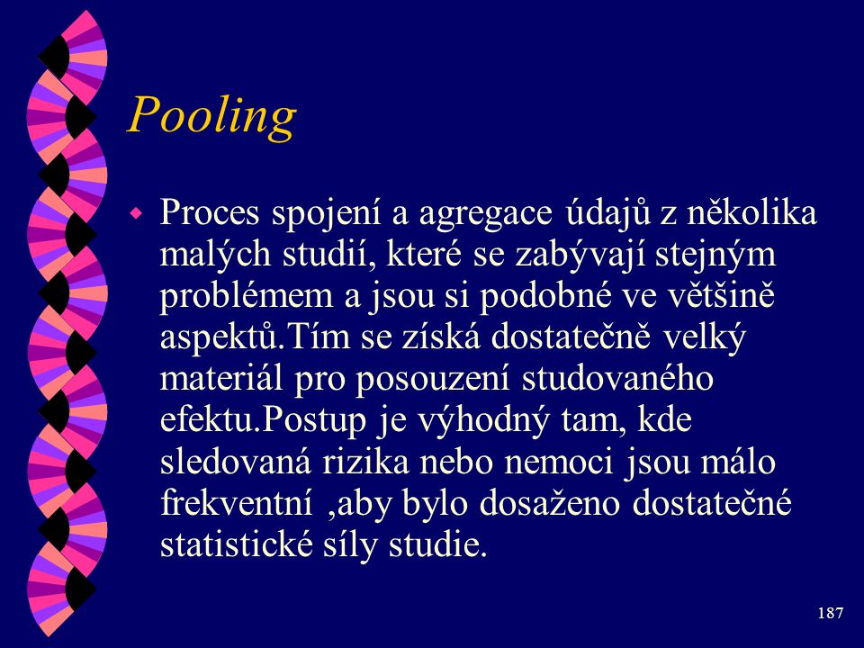 Pooling