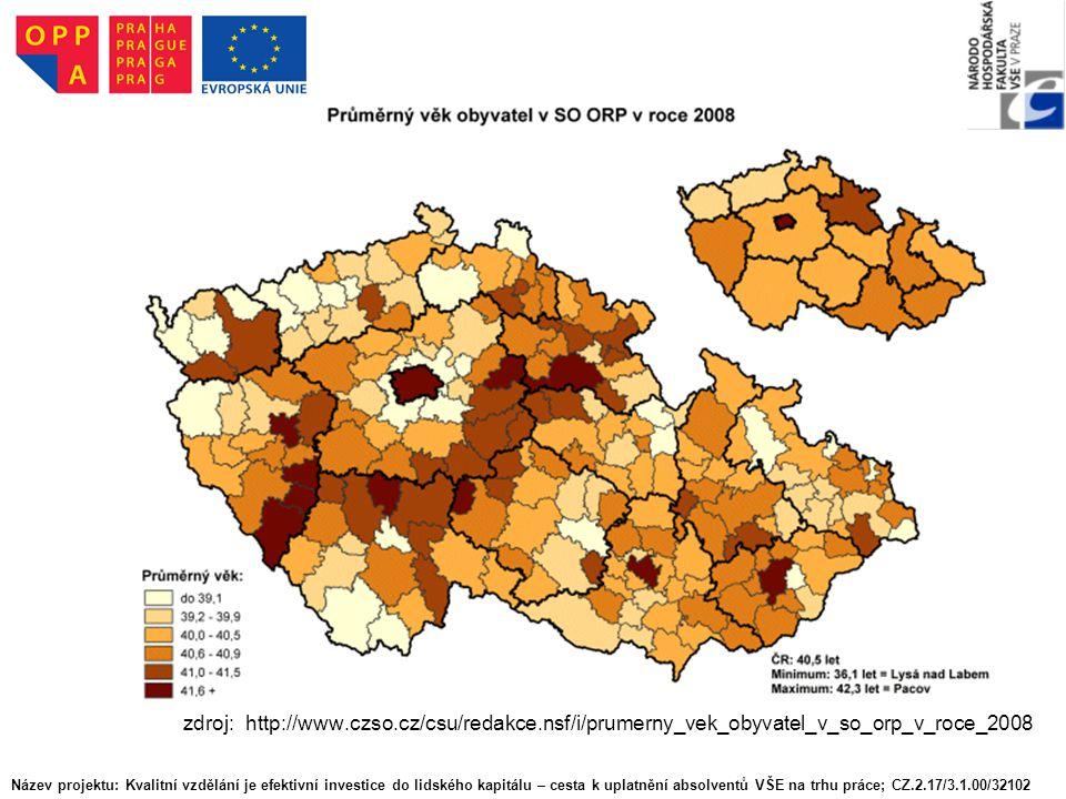 zdroj: http://www. czso. cz/csu/redakce