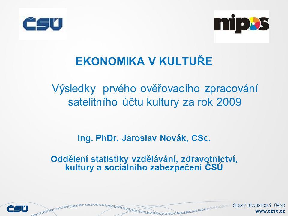Ing. PhDr. Jaroslav Novák, CSc.
