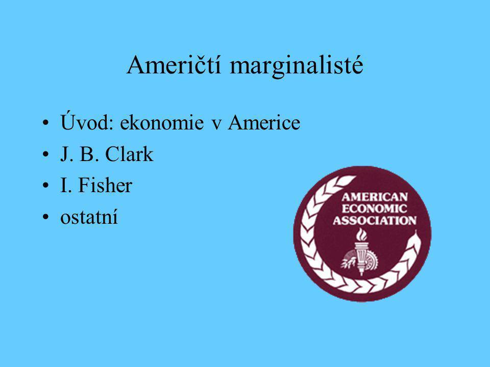 Američtí marginalisté