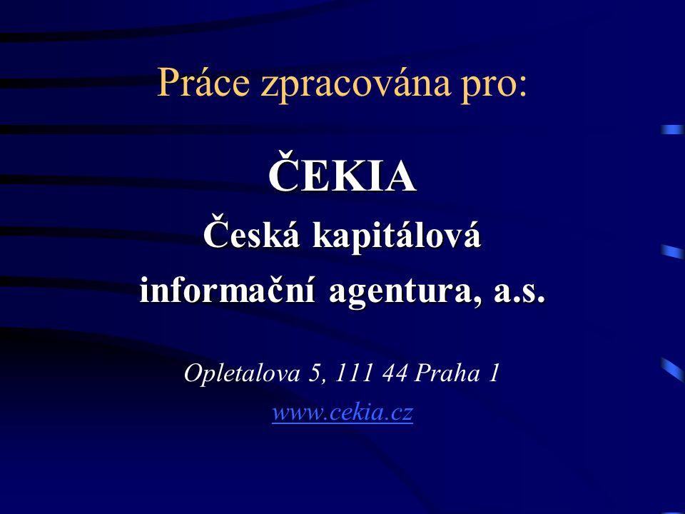 informační agentura, a.s.