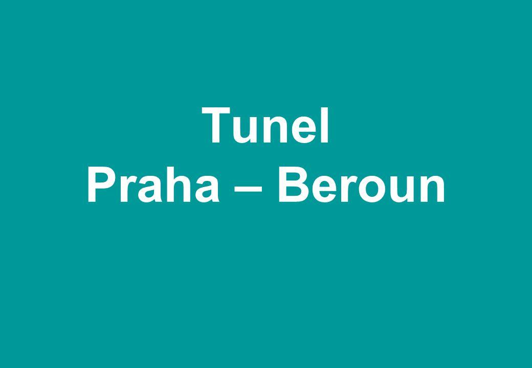 Tunel Praha – Beroun