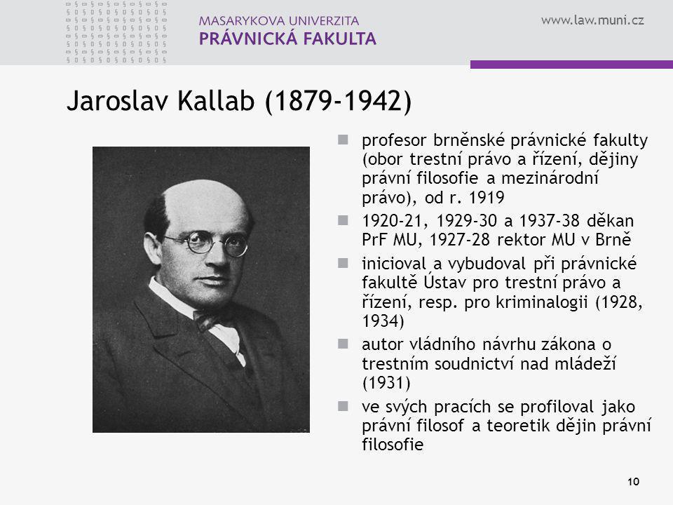 Jaroslav Kallab (1879-1942)