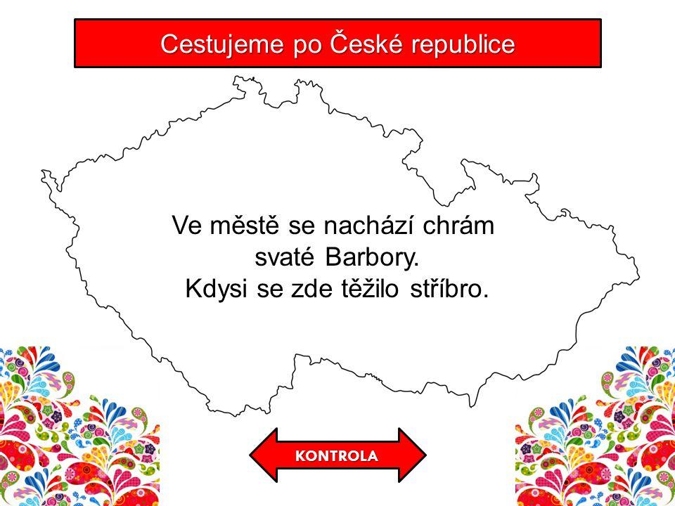 Cestujeme po České republice