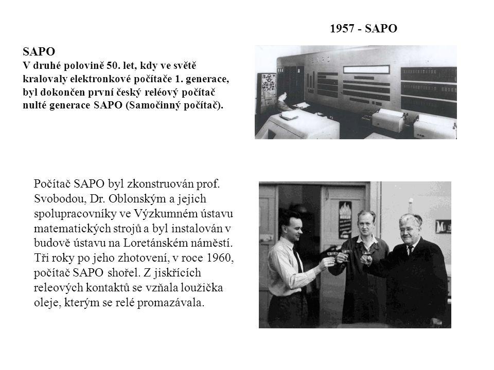 1957 - SAPO SAPO.