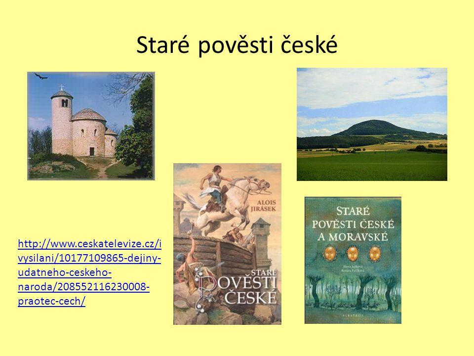 Staré pověsti české http://www.hrady-zamky.cz/rotunda-rip/rotunda-rip.jpg. http://www.stavela.cz/osobni/fotogalerie/priroda/stavela_cz_hora_Rip.jpg.