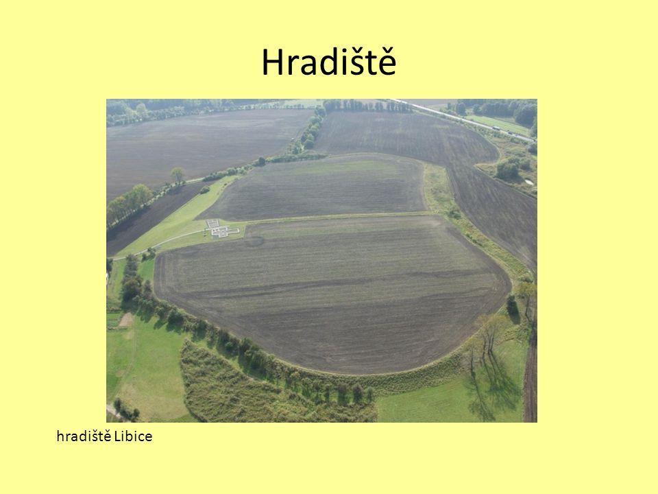 Hradiště hradiště Libice