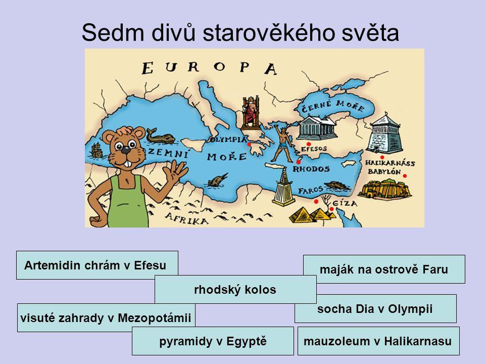 Sedm divů starověkého světa