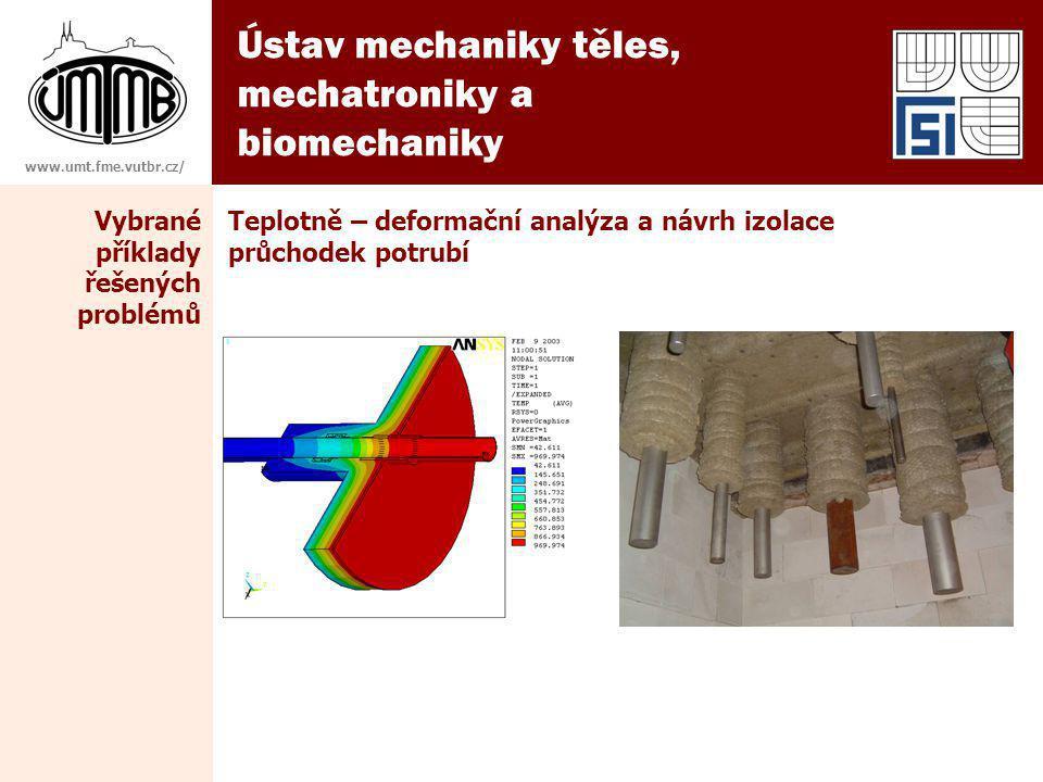 Ústav mechaniky těles, mechatroniky a biomechaniky