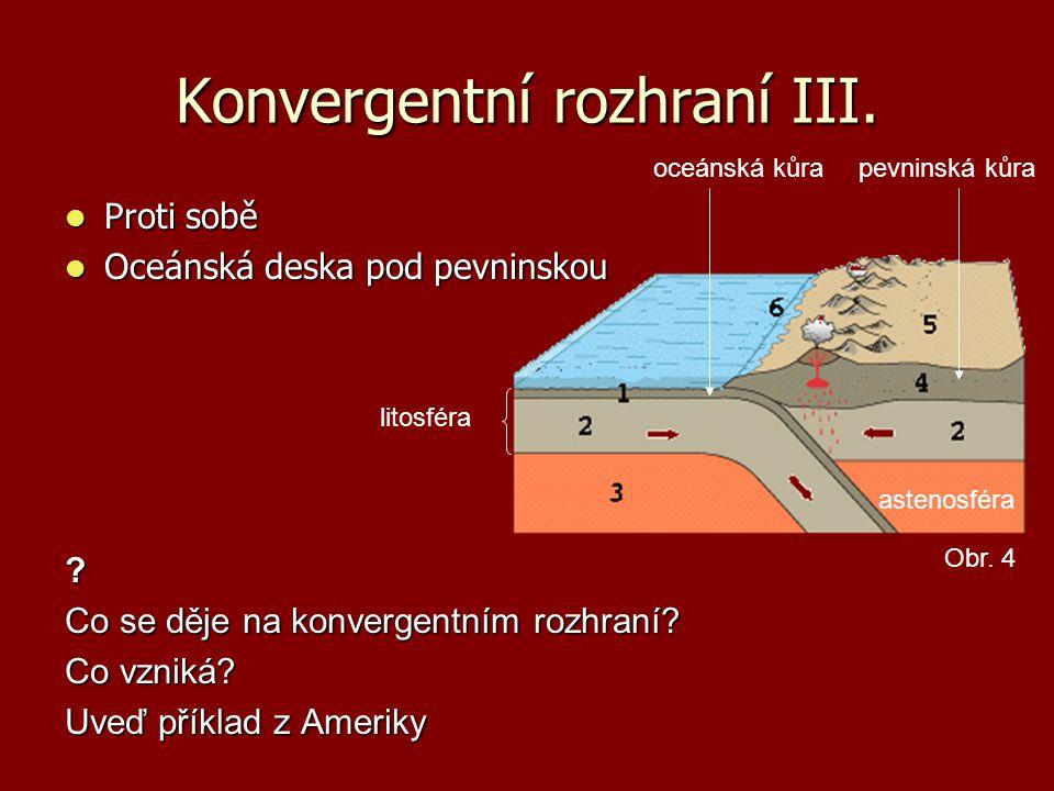 Konvergentní rozhraní III.