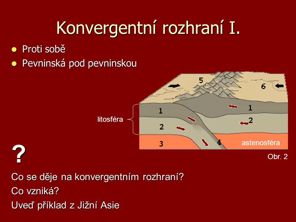 Konvergentní rozhraní I.