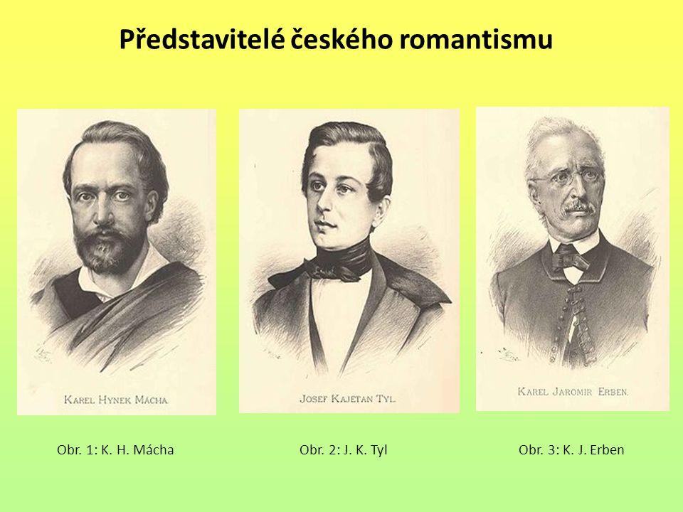 Představitelé českého romantismu