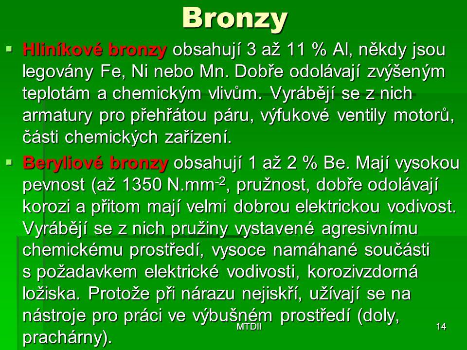 Bronzy