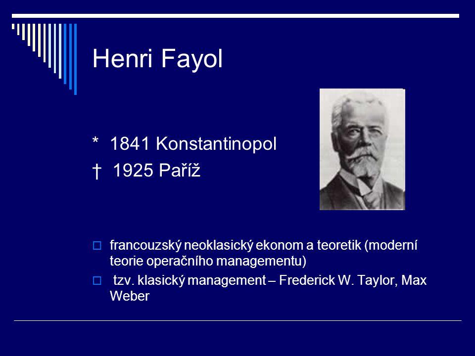 frederick taylor vs henri fayol