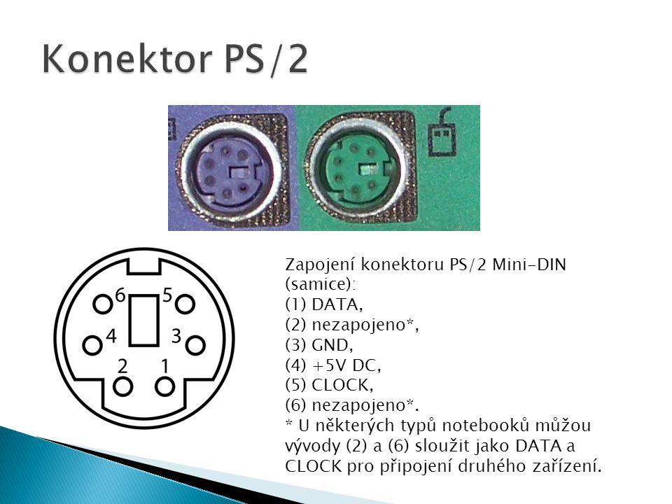 Konektor PS/2