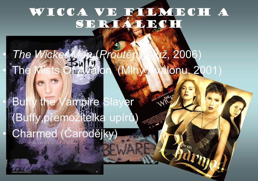 Wicca ve filmech a seriálech