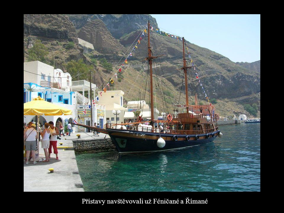 Přístavy navštěvovali už Féničané a Římané