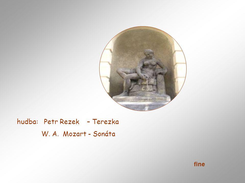 hudba: Petr Rezek – Terezka W. A. Mozart - Sonáta