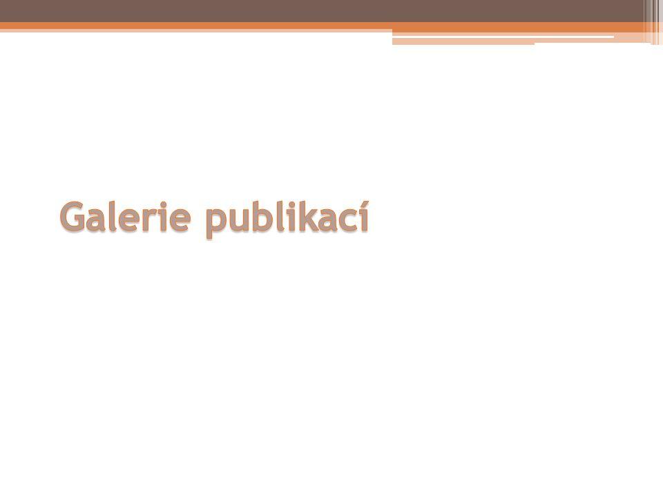 Galerie publikací