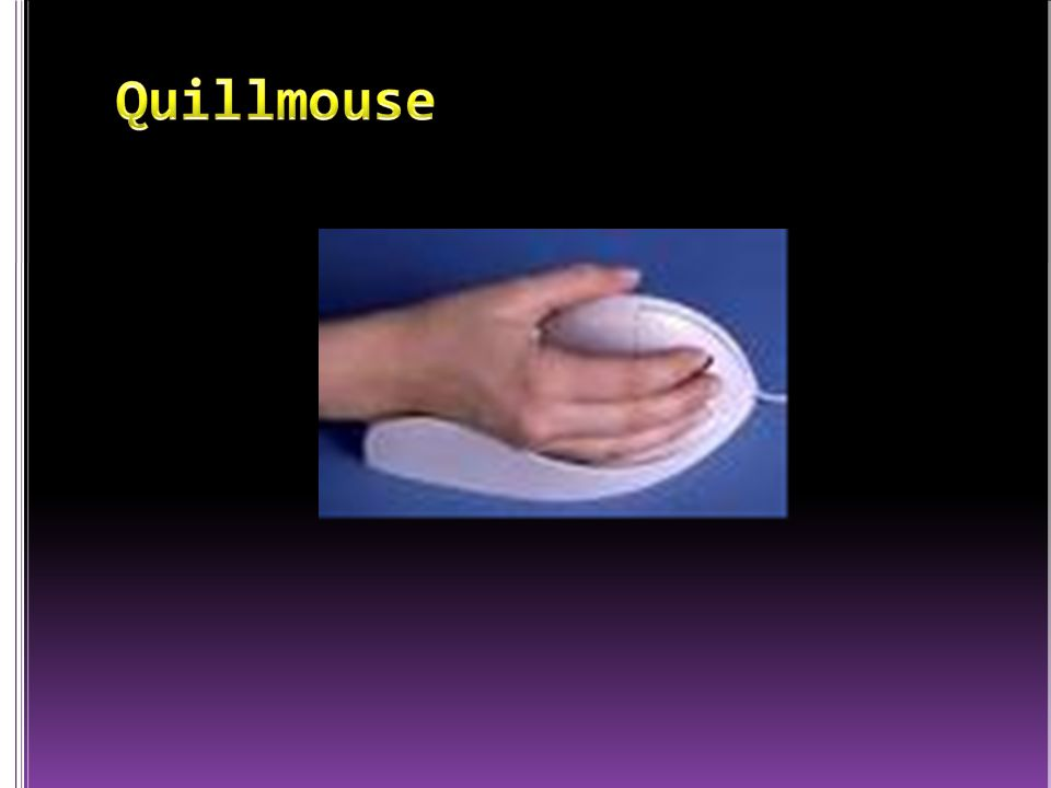 Quillmouse