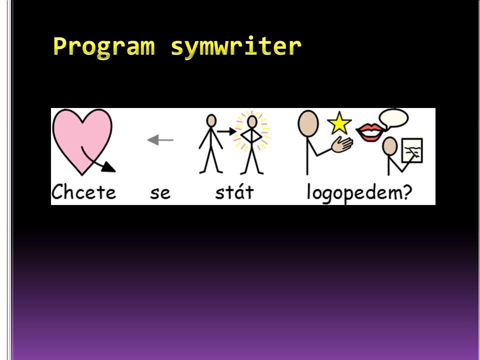 Program symwriter