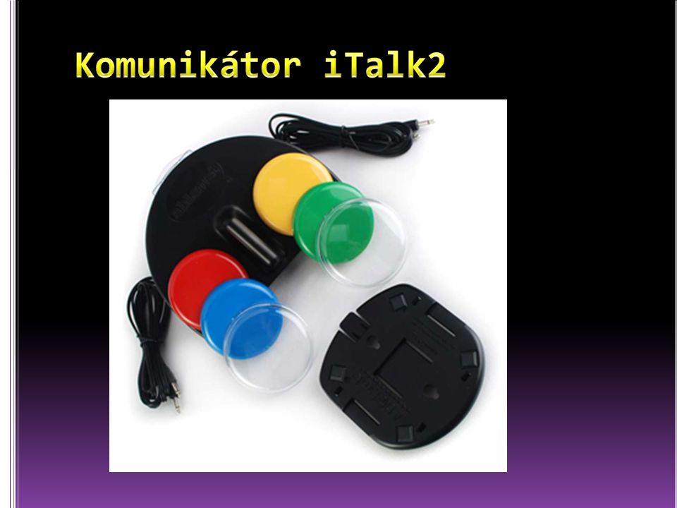 Komunikátor iTalk2