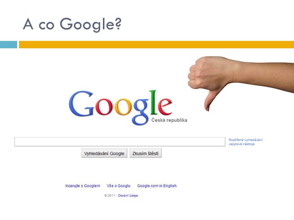 A co Google