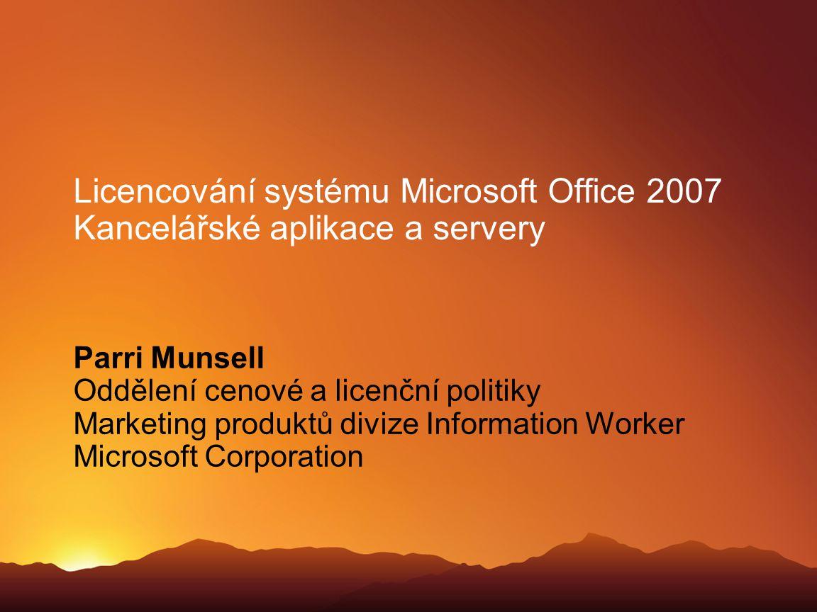 Zahájení kampaně Business Value 2006