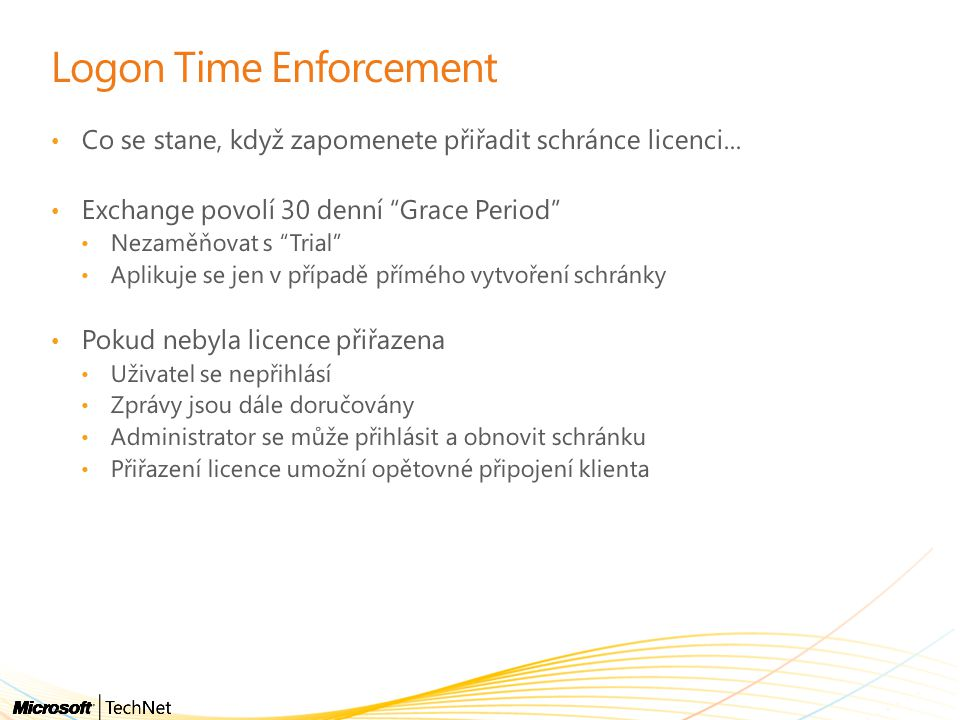 Logon Time Enforcement