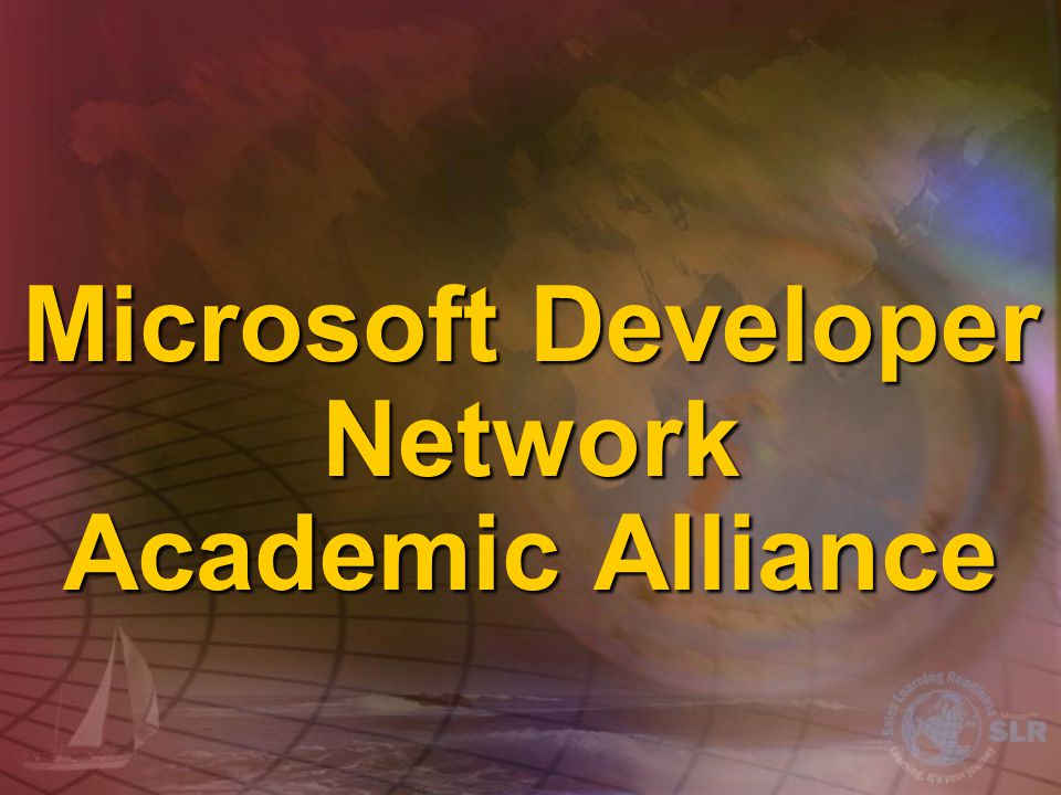 Microsoft Developer Network Academic Alliance