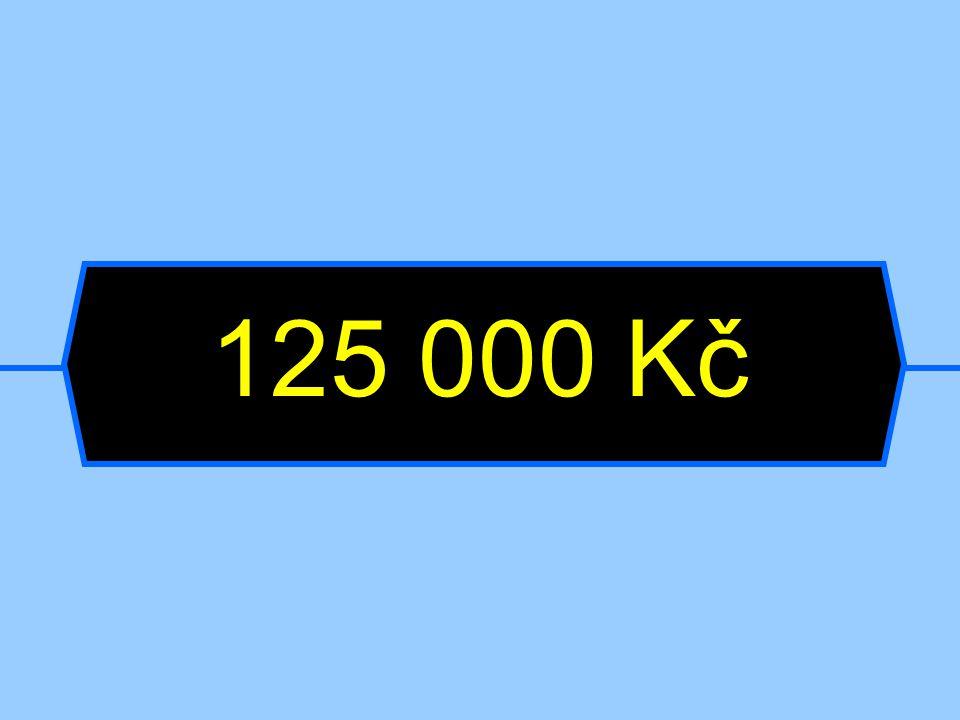 125 000 Kč