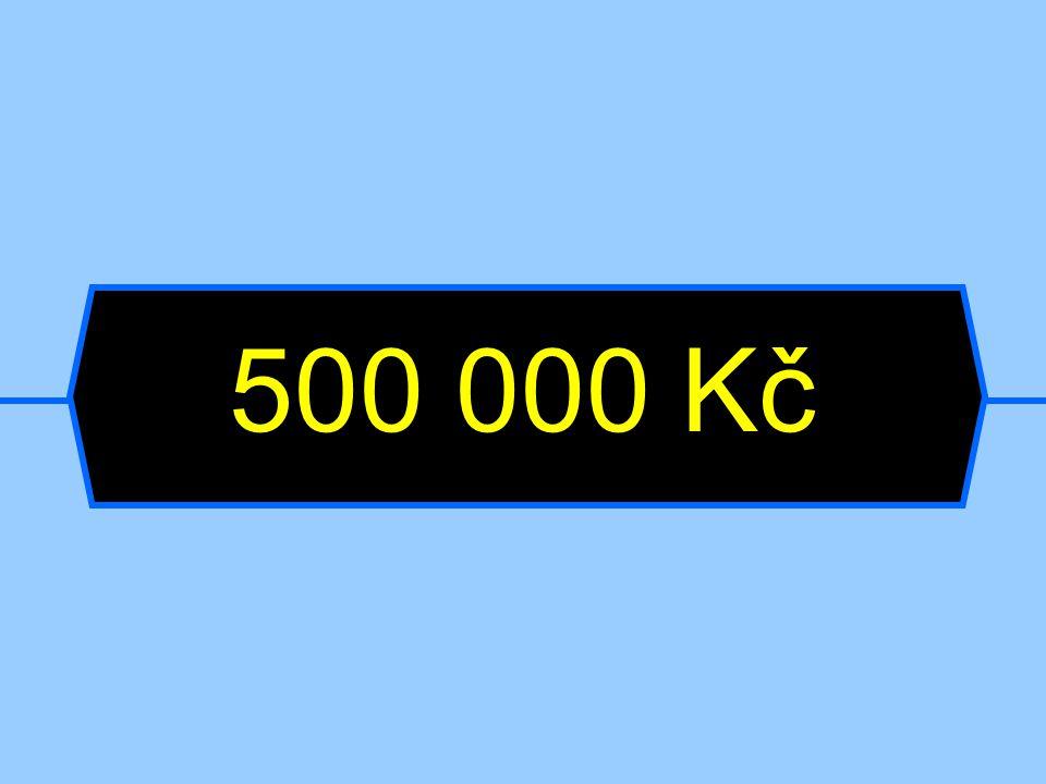 500 000 Kč