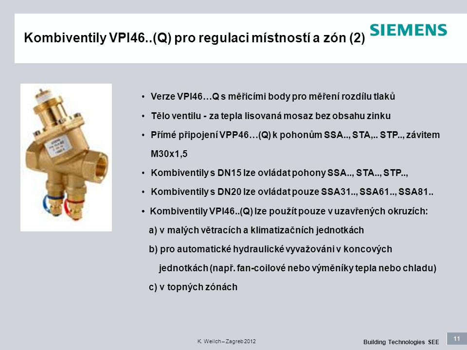 Kombiventily VPI46..(Q) pro regulaci místností a zón (2)