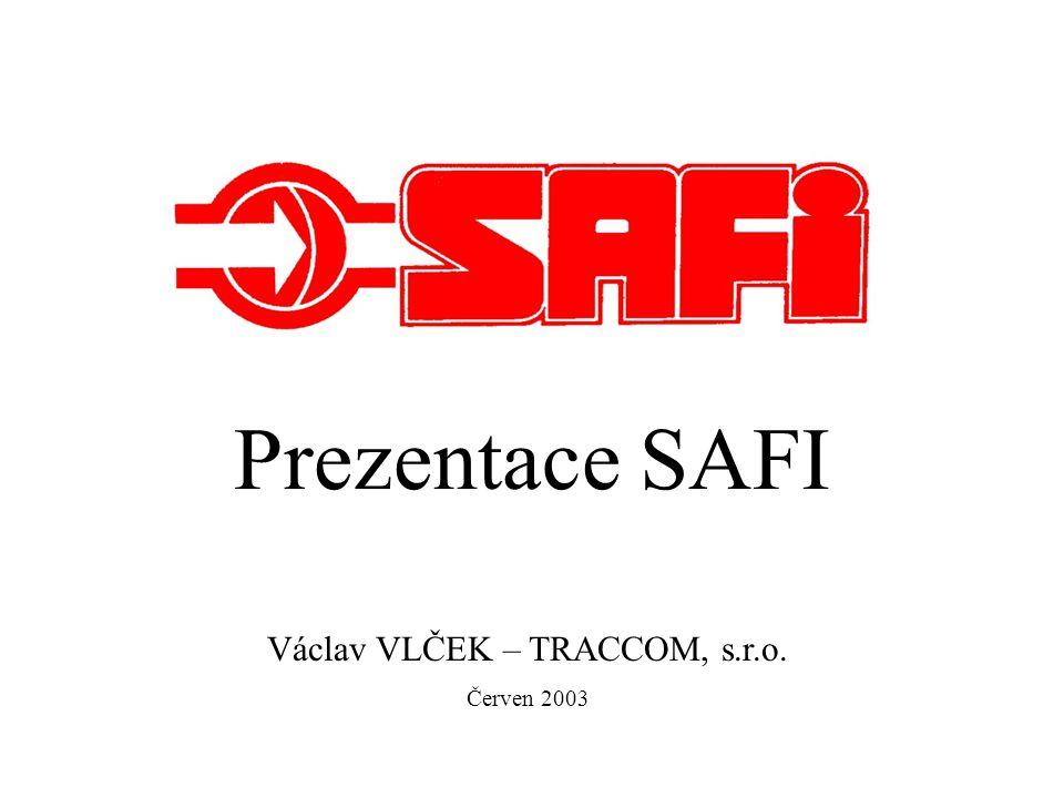 Václav VLČEK – TRACCOM, s.r.o.
