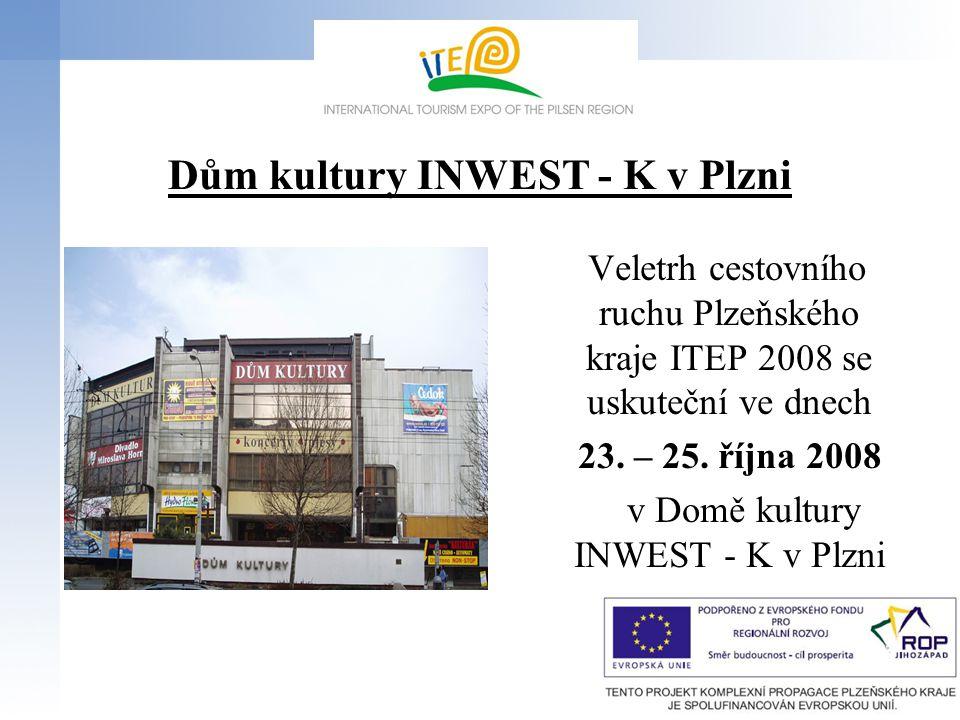 Dům kultury INWEST - K v Plzni