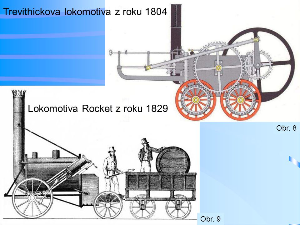 Trevithickova lokomotiva z roku 1804