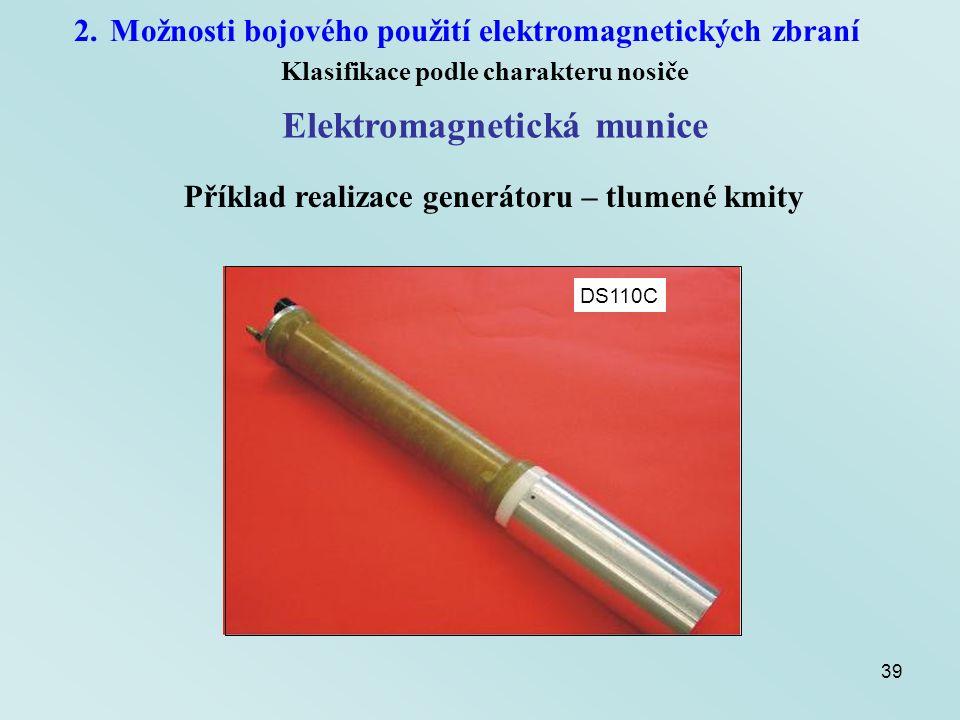 Elektromagnetická munice