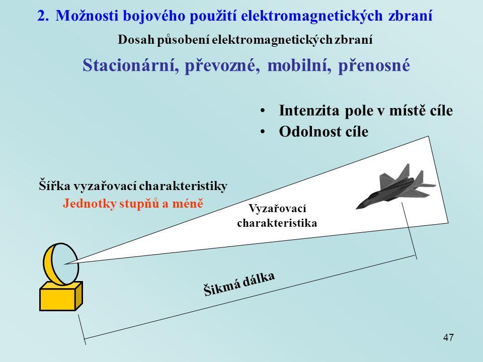 Stacionární, převozné, mobilní, přenosné