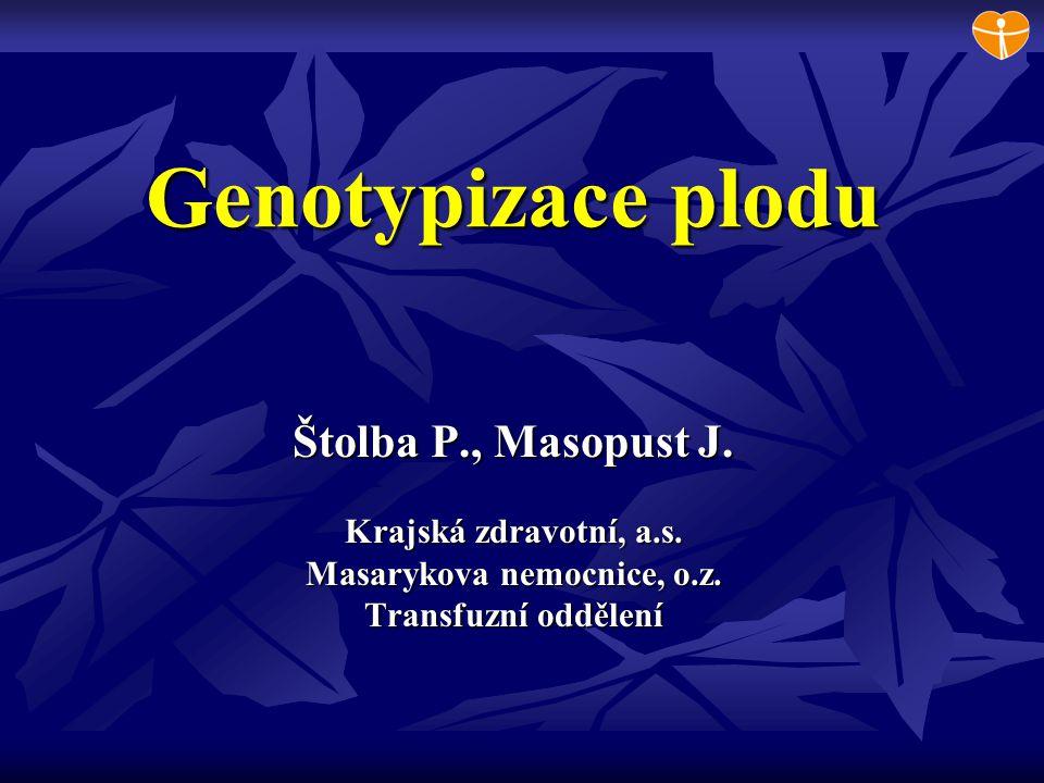 Masarykova nemocnice, o.z.