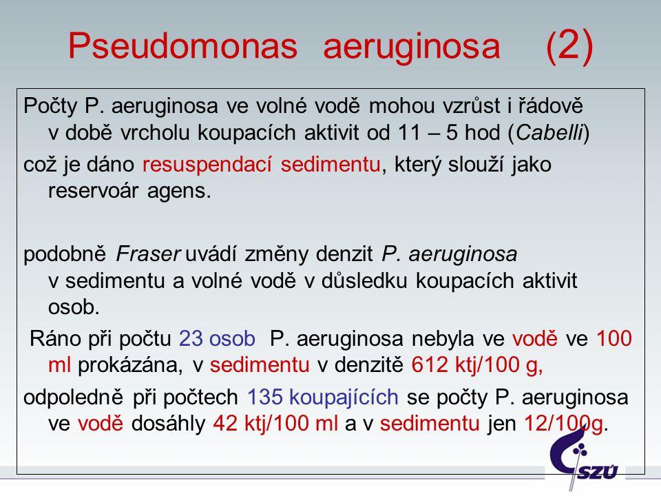 Pseudomonas aeruginosa (2)