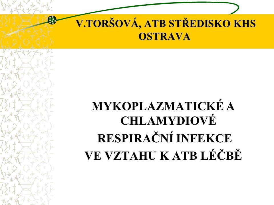 V.TORŠOVÁ, ATB STŘEDISKO KHS OSTRAVA