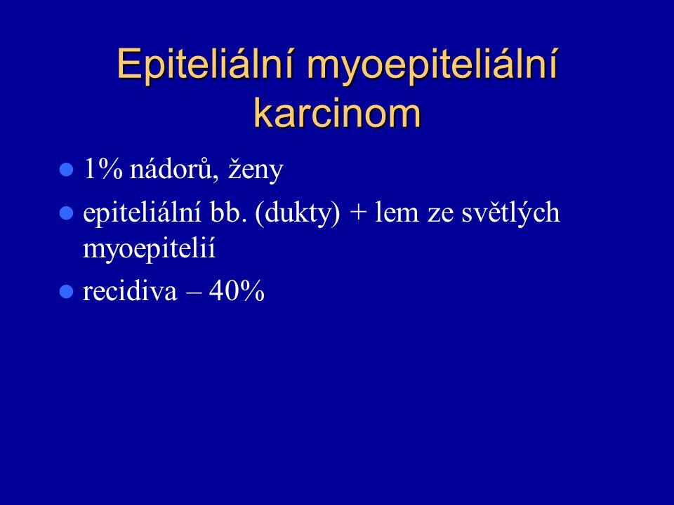 Epiteliální myoepiteliální karcinom