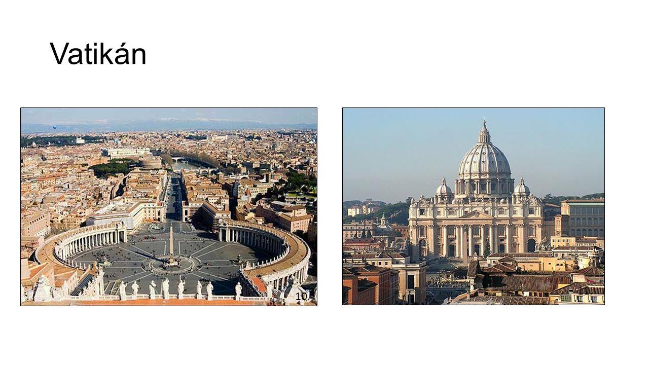Vatikán 11. 10.