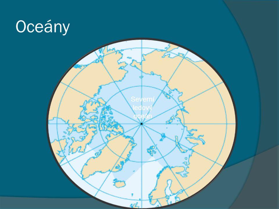 Oceány Severní ledový oceán