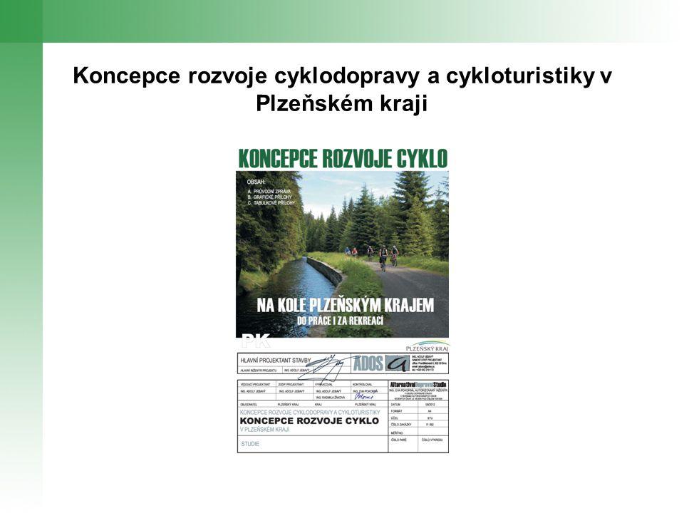 Koncepce rozvoje cyklodopravy a cykloturistiky v Plzeňském kraji